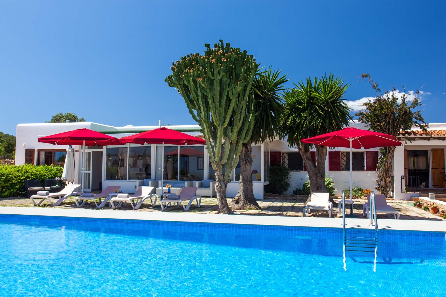 Can Cam, 4 bedroom villa in Ibiza Town and the South Coast, Ibiza Photo #1