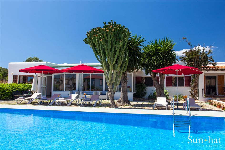 Can Cam, 4 villa in Ibiza Town and the South Coast, Ibiza