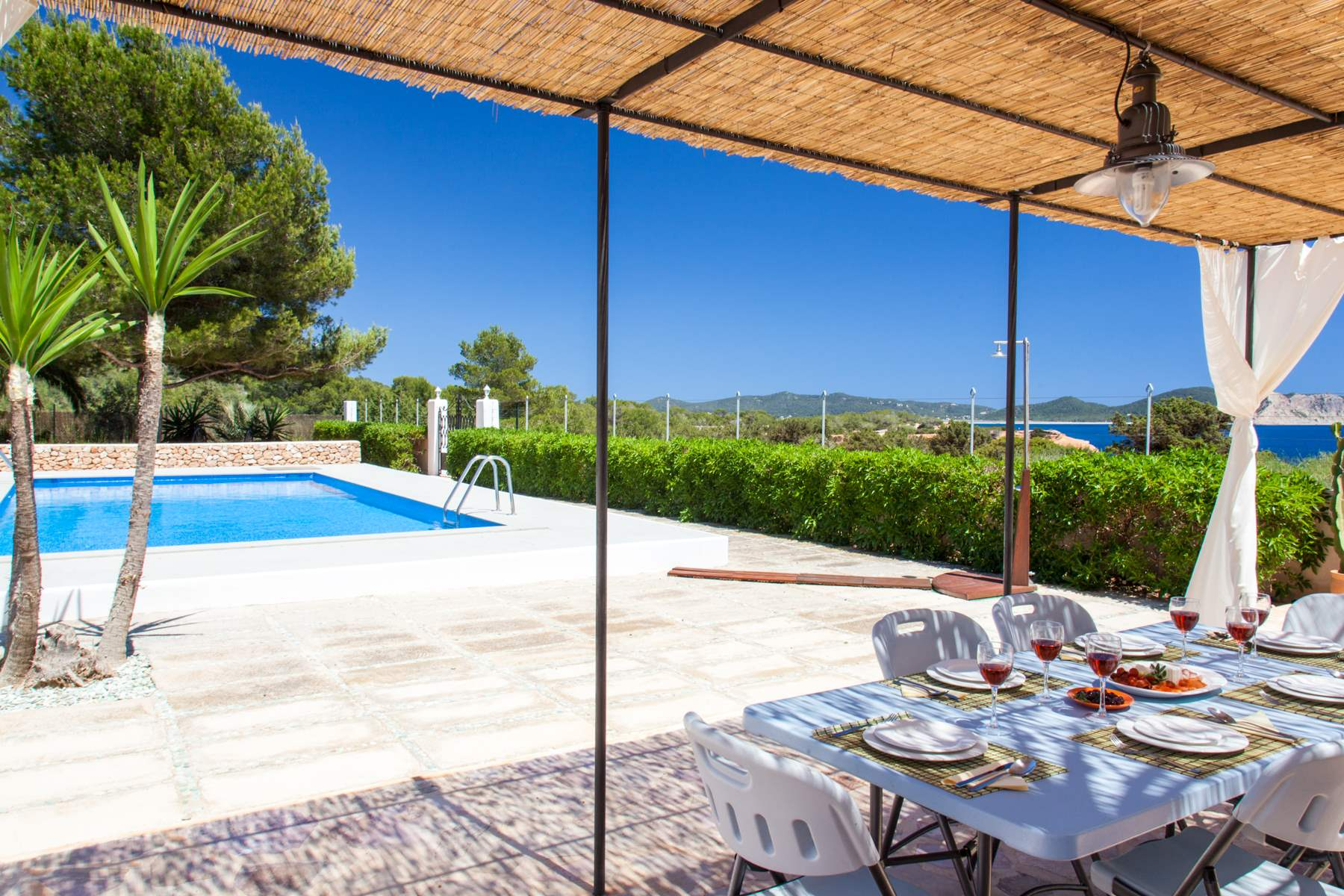 Can Cam, 4 bedroom villa in Ibiza Town and the South Coast, Ibiza Photo #12