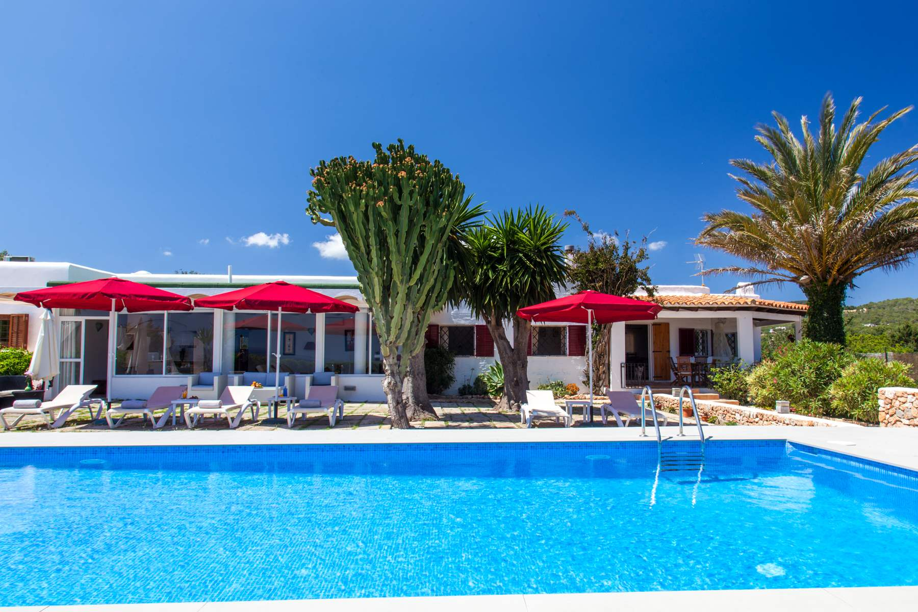 Can Cam, 4 bedroom villa in Ibiza Town and the South Coast, Ibiza Photo #16