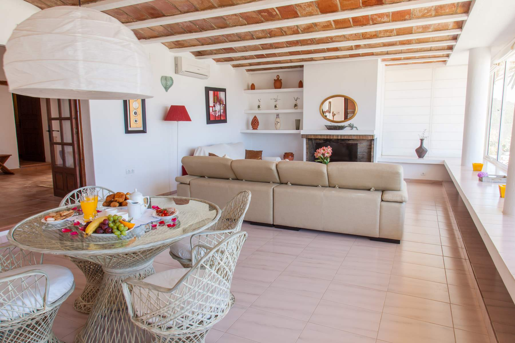 Can Cam, 4 bedroom villa in Ibiza Town and the South Coast, Ibiza Photo #7