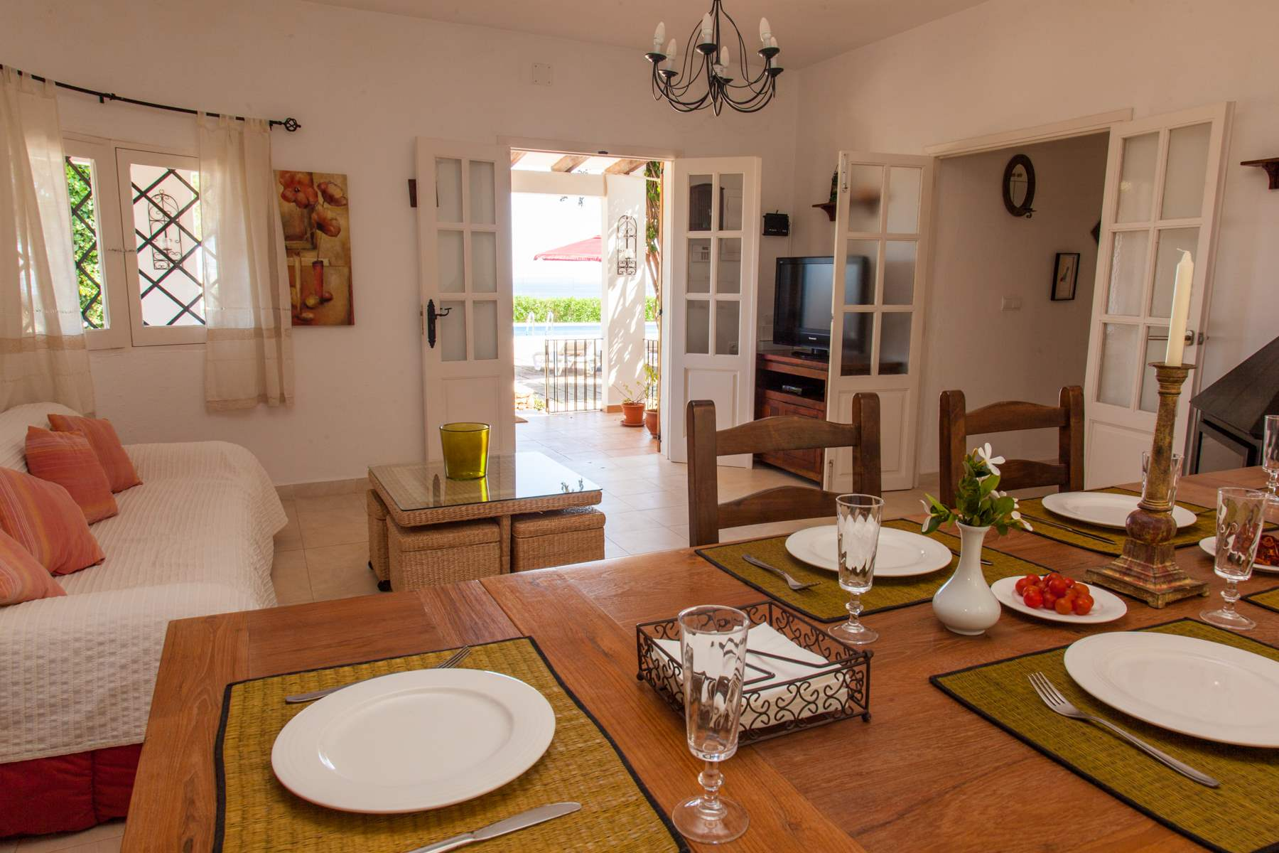 Can Cam, 4 bedroom villa in Ibiza Town and the South Coast, Ibiza Photo #9