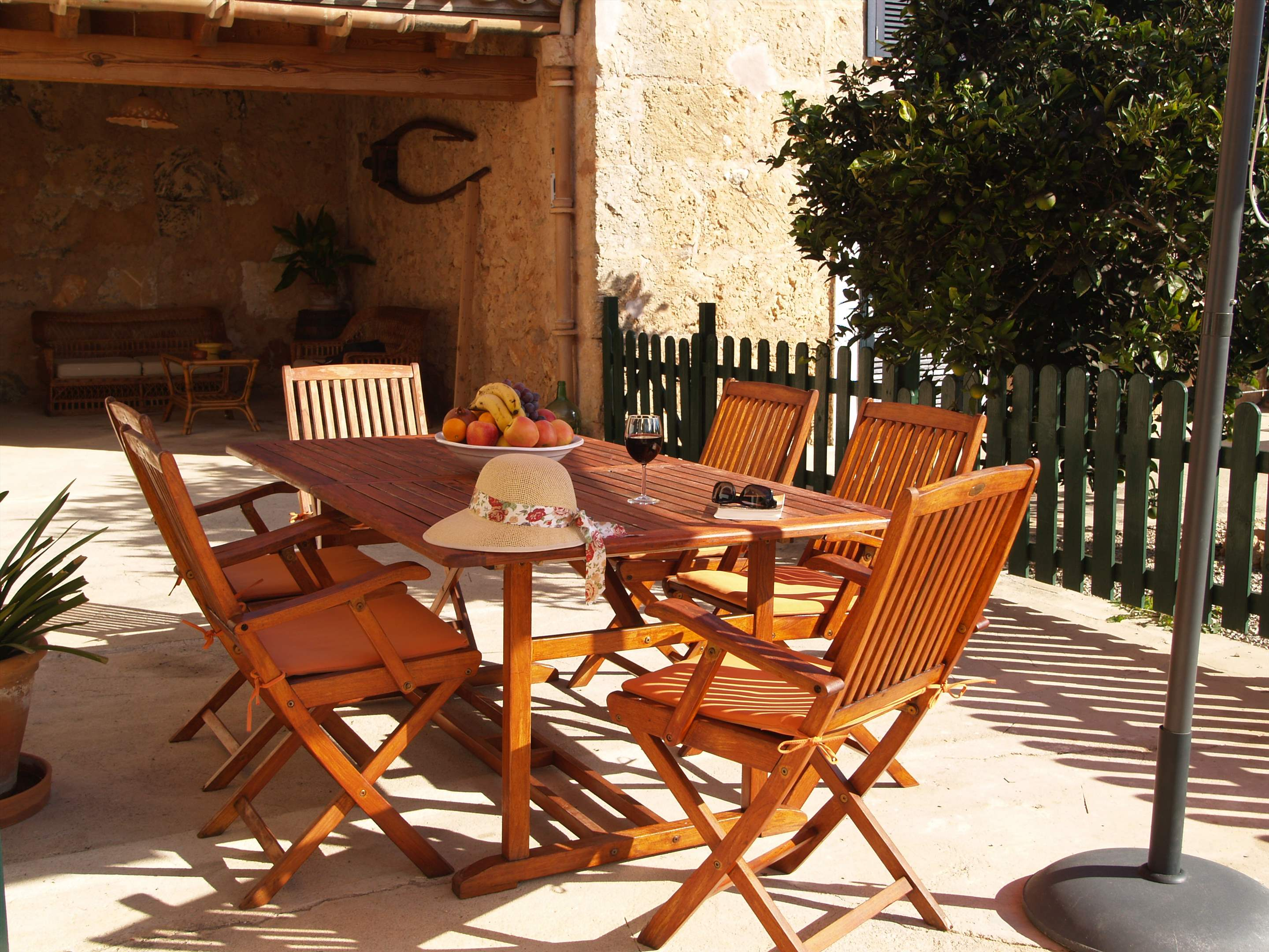 Son Rengo, 3 bedroom villa in Campos & Sa Rapita , Majorca Photo #3