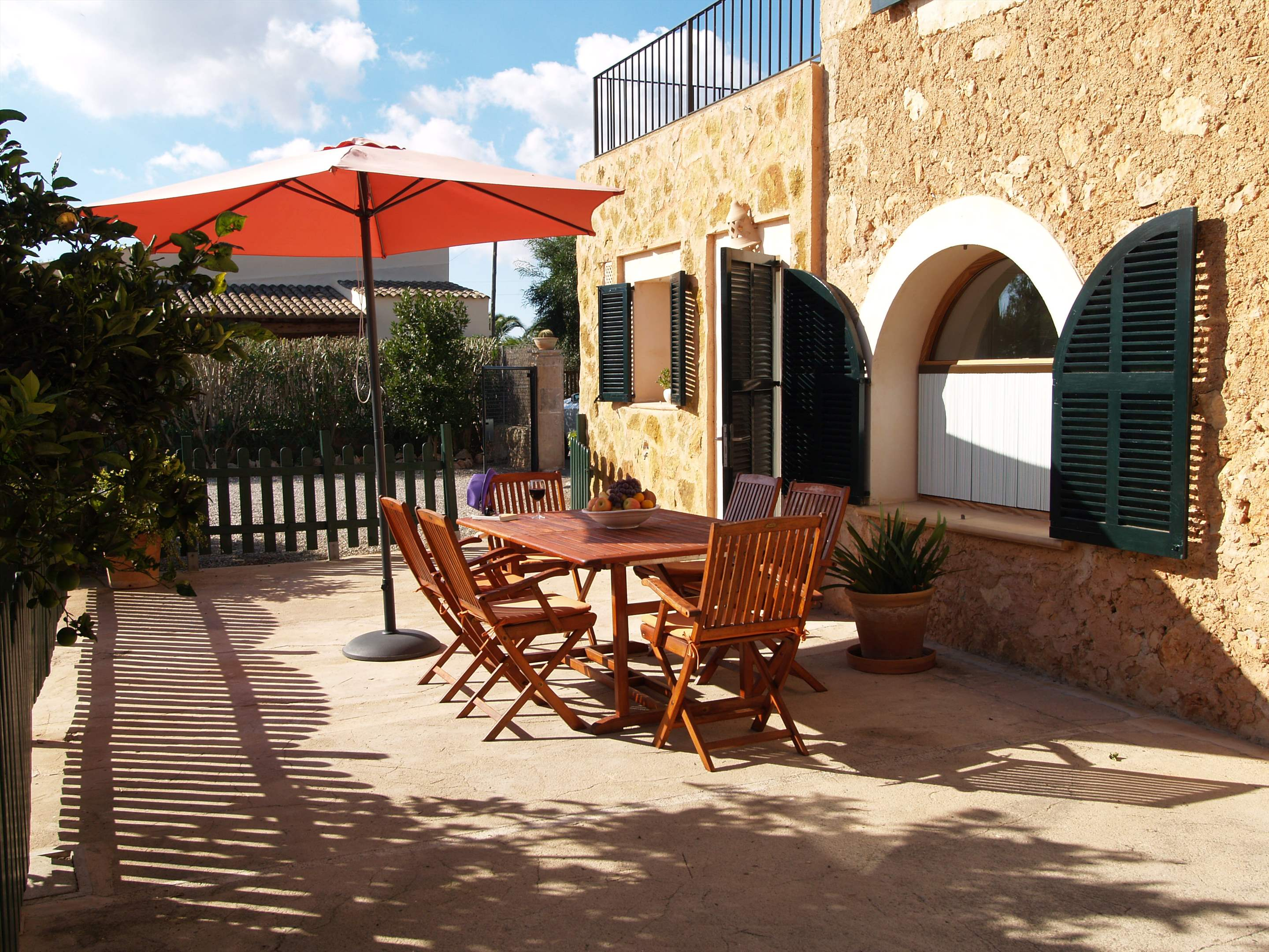 Son Rengo, 3 bedroom villa in Campos & Sa Rapita , Majorca Photo #8