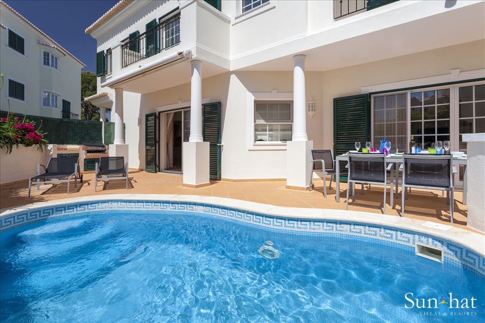Villa Catarina, 3 apartment in Vale do Lobo, Algarve
