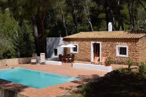 Can Font, 2 bedroom villa in Inland Villages &  North Coast, Ibiza Photo #14