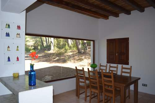 Can Font, 2 bedroom villa in Inland Villages &  North Coast, Ibiza Photo #3