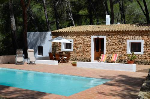 Can Font, 2 bedroom villa in Inland Villages &  North Coast, Ibiza Photo #6