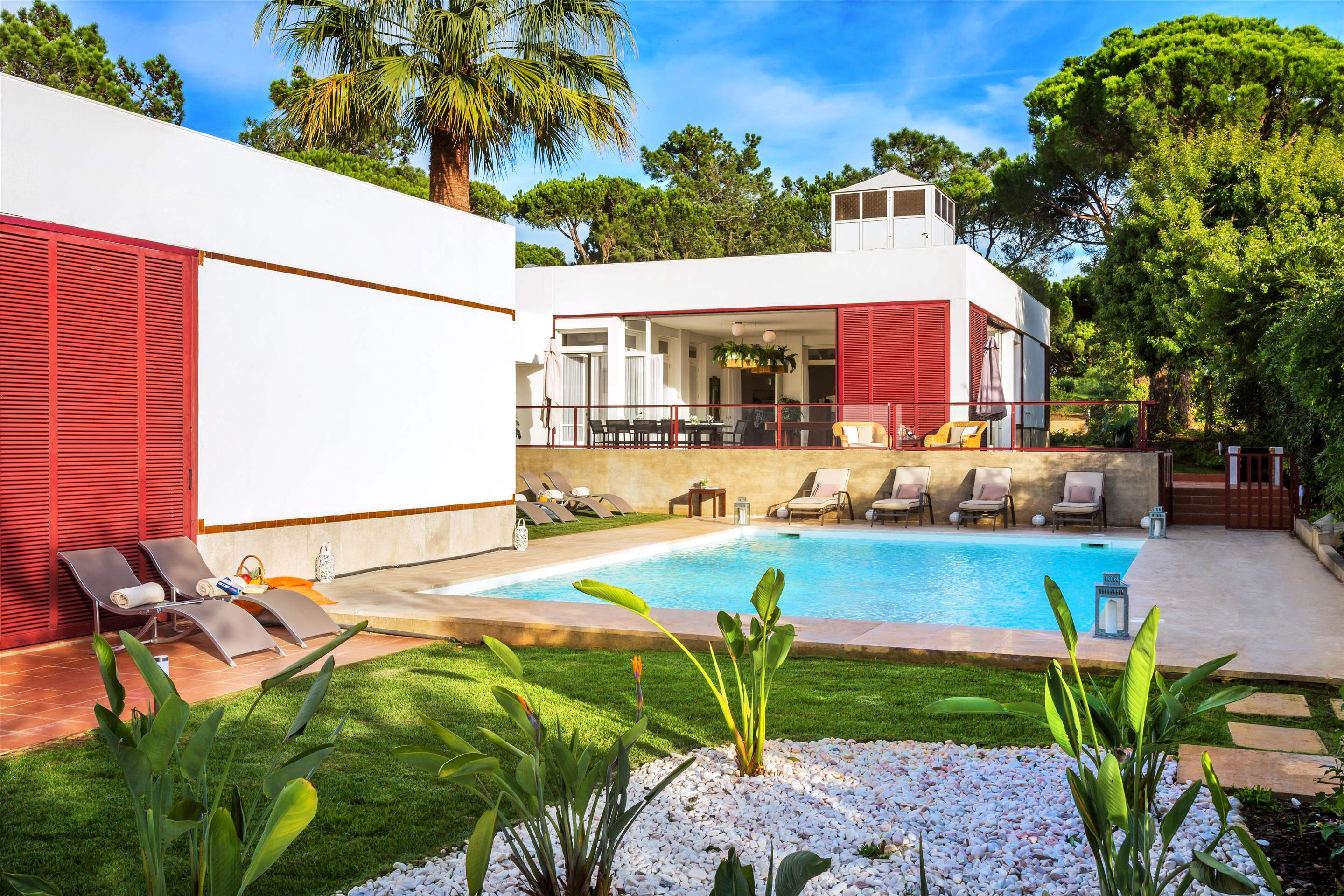 Villa Cegonha, 4 bedroom villa in Vale do Lobo, Algarve Photo #1