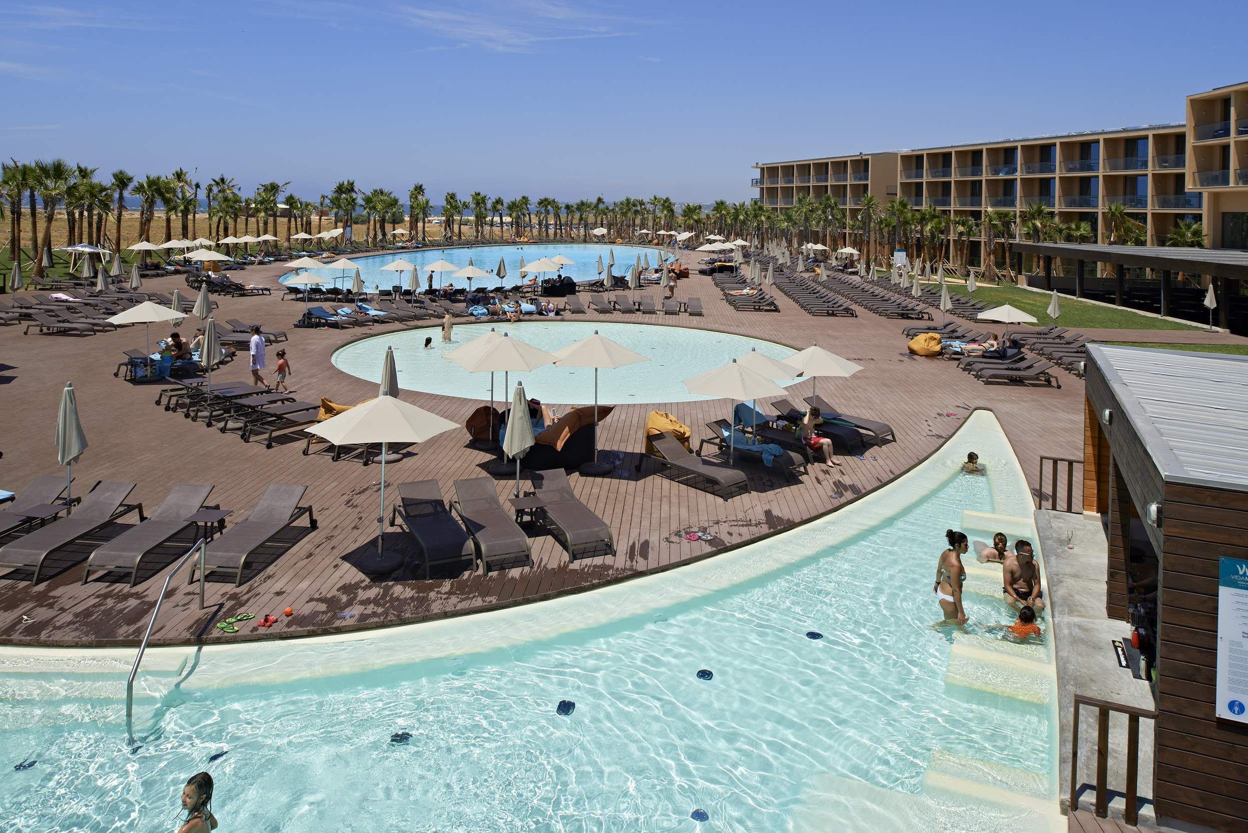 Vidamar Hotel Ocean View Room, HB, Double Room, 1 bedroom hotel in Vidamar Resort, Algarve Photo #1
