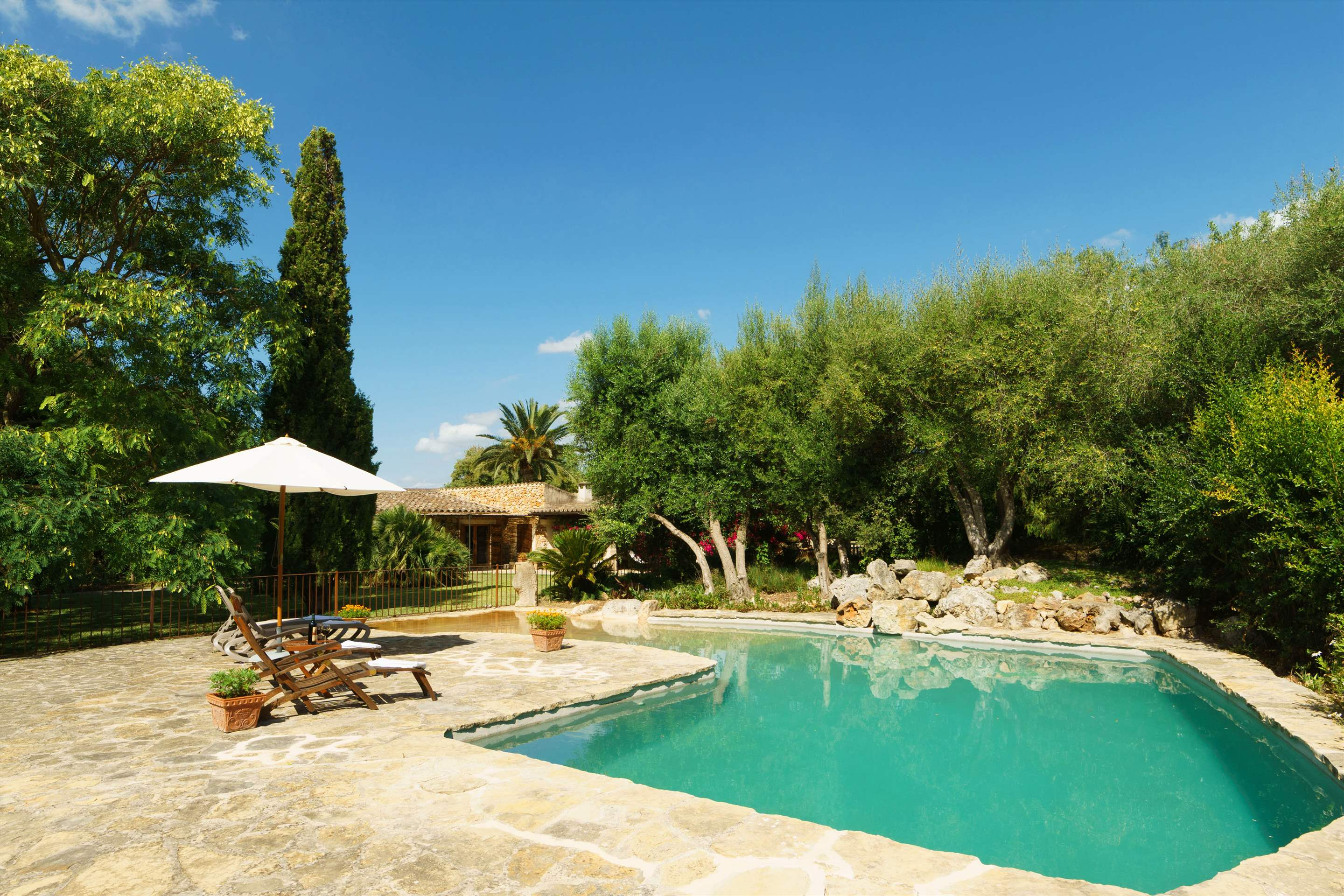Villa Amengual, 3 bedroom villa in Sa Pobla, Buger, Inca , Majorca