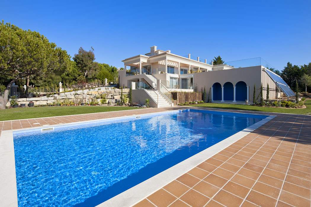Villa Bellevue, Four Bedroom Rate, 4 bedroom villa in Quinta do Lago, Algarve Photo #1