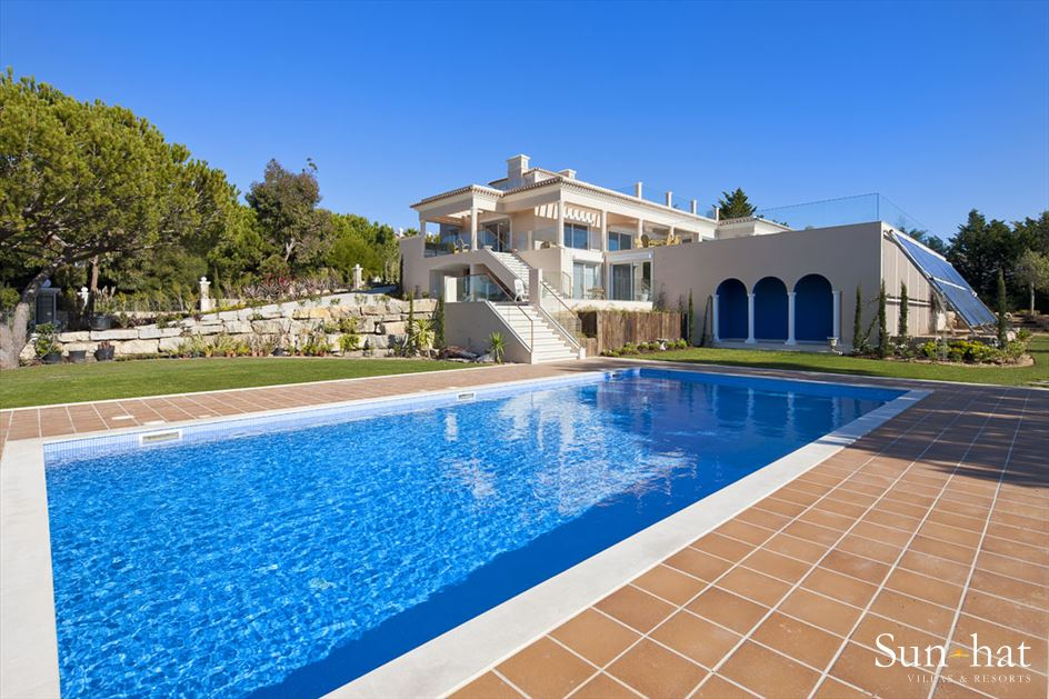 Villa Bellevue, Four Bedroom Rate, 4 villa in Quinta do Lago, Algarve