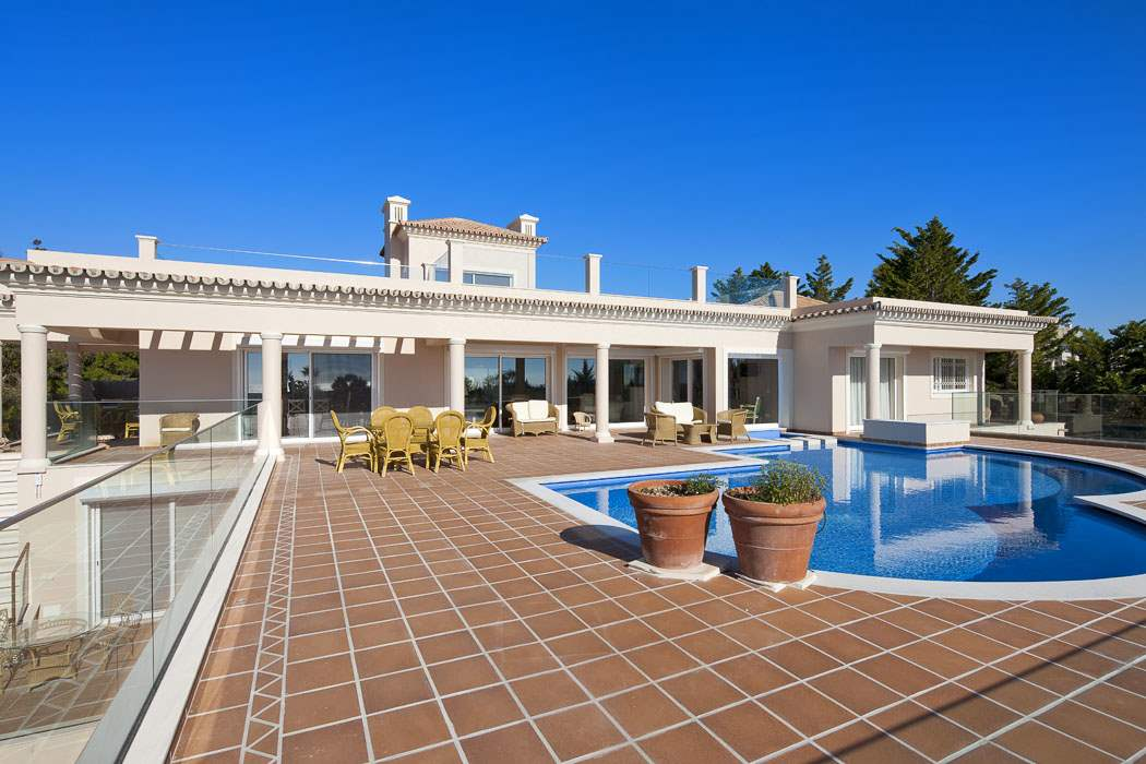 Villa Bellevue, Four Bedroom Rate, 4 bedroom villa in Quinta do Lago, Algarve Photo #14