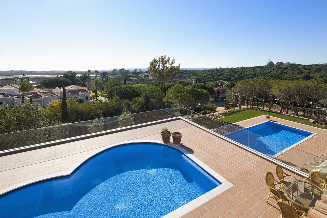 Villa Bellevue, Four Bedroom Rate, 4 bedroom villa in Quinta do Lago, Algarve Photo #15
