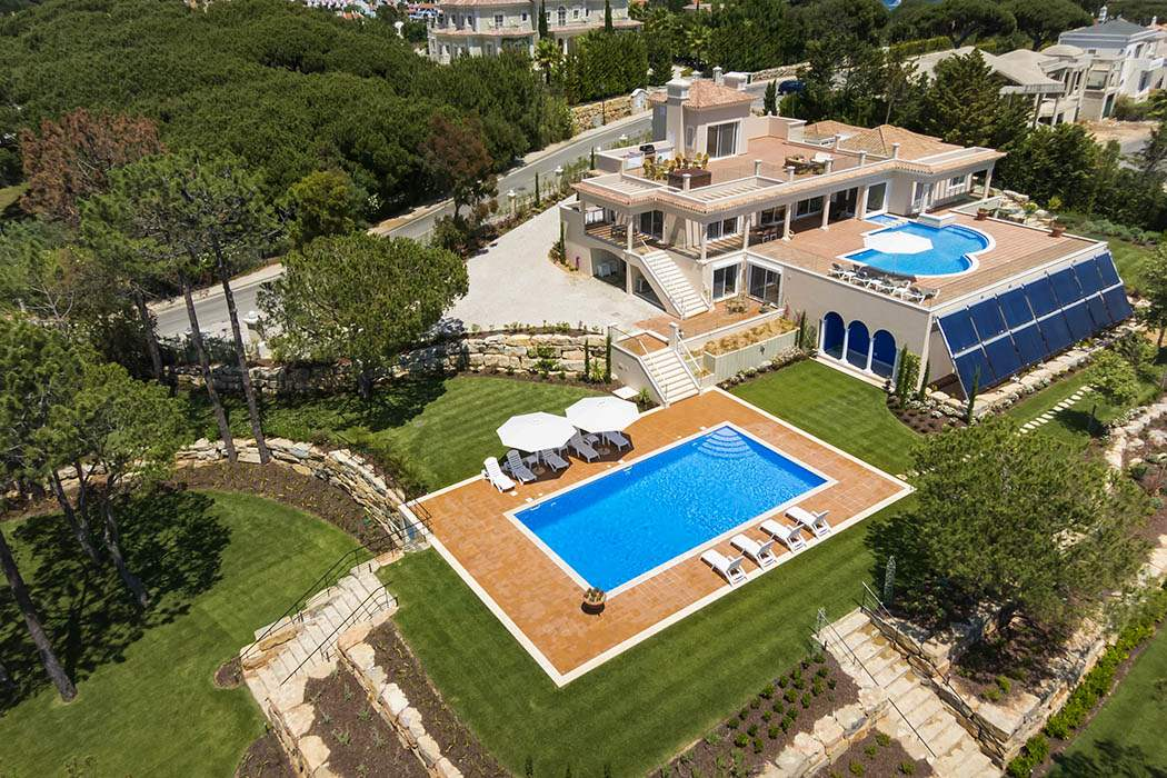 Villa Bellevue, Four Bedroom Rate, 4 bedroom villa in Quinta do Lago, Algarve Photo #28