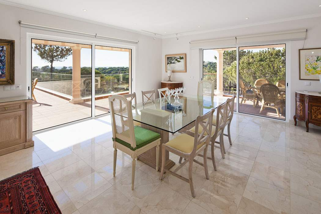 Villa Bellevue, Four Bedroom Rate, 4 bedroom villa in Quinta do Lago, Algarve Photo #6