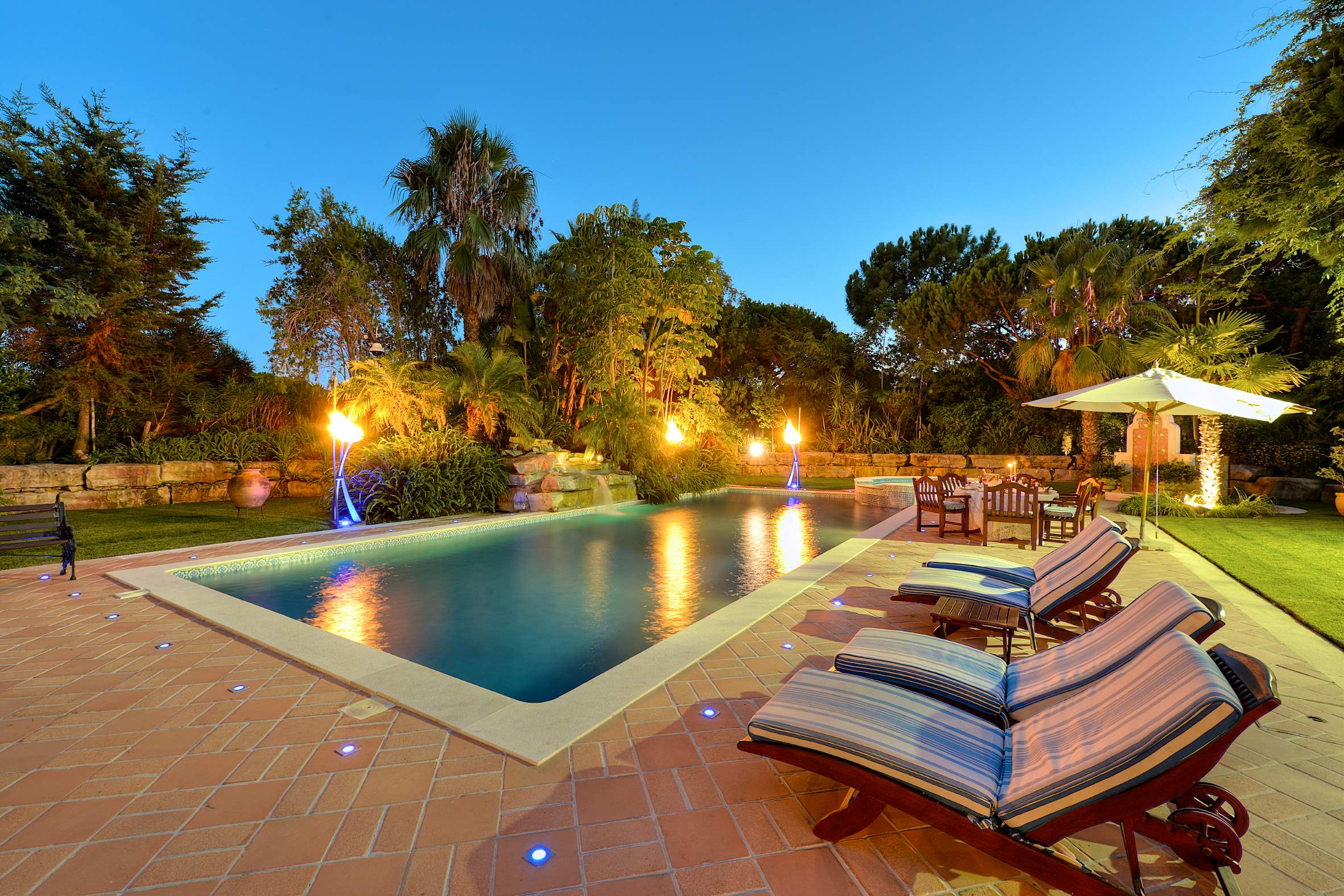 Villa Kallisto, 5 bedroom villa in Quinta do Lago, Algarve Photo #16