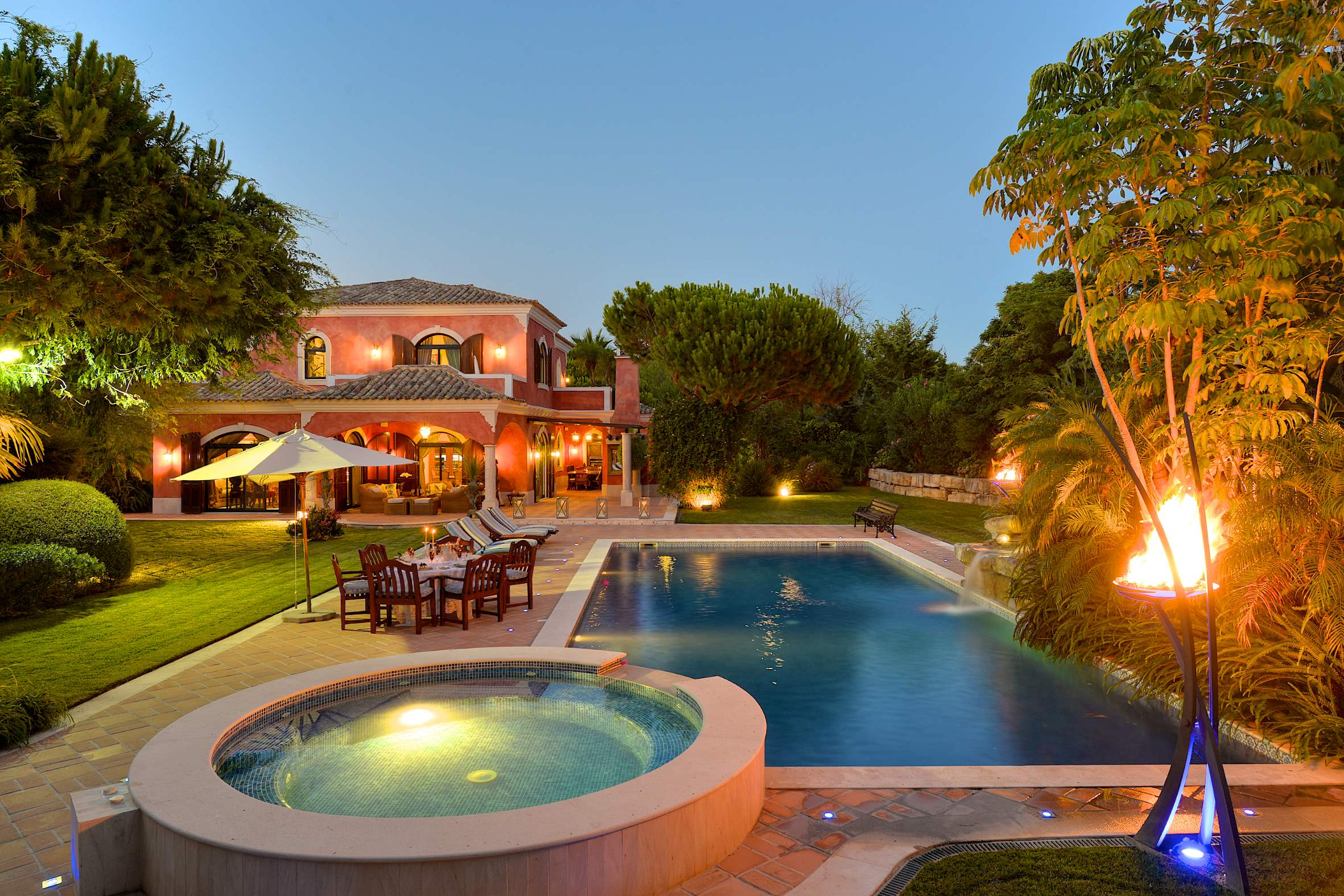 Villa Kallisto, 5 bedroom villa in Quinta do Lago, Algarve Photo #2