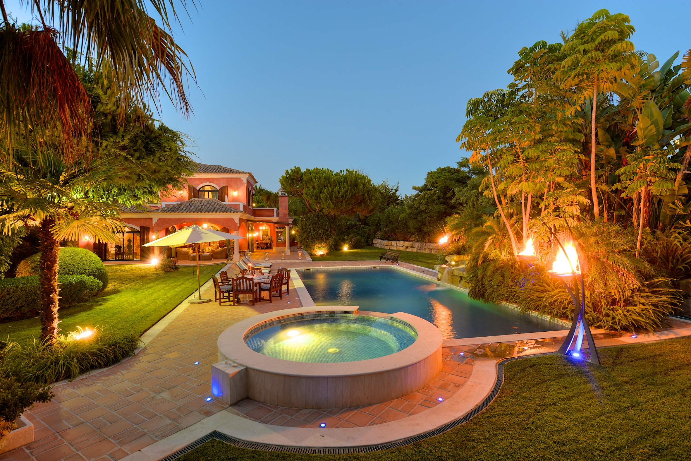 Villa Kallisto, 5 bedroom villa in Quinta do Lago, Algarve Photo #34