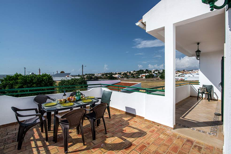 Casa Rebela, Up to 9 persons rate, 5 bedroom villa in Gale, Vale da Parra and Guia, Algarve Photo #14
