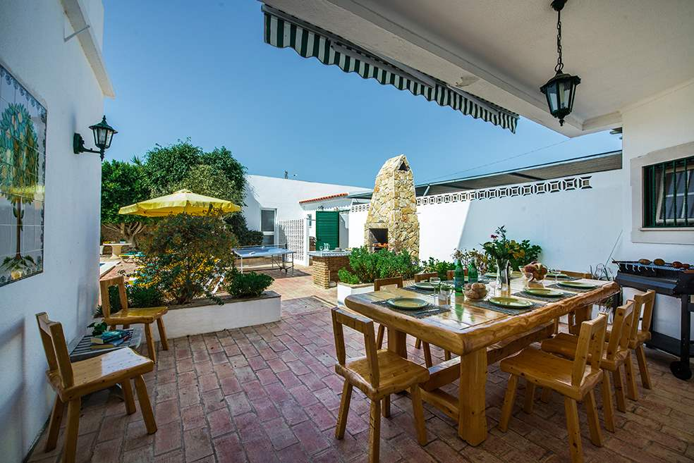 Casa Rebela, Up to 9 persons rate, 5 bedroom villa in Gale, Vale da Parra and Guia, Algarve Photo #2