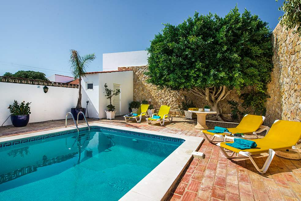 Casa Rebela, Up to 9 persons rate, 5 bedroom villa in Gale, Vale da Parra and Guia, Algarve Photo #28