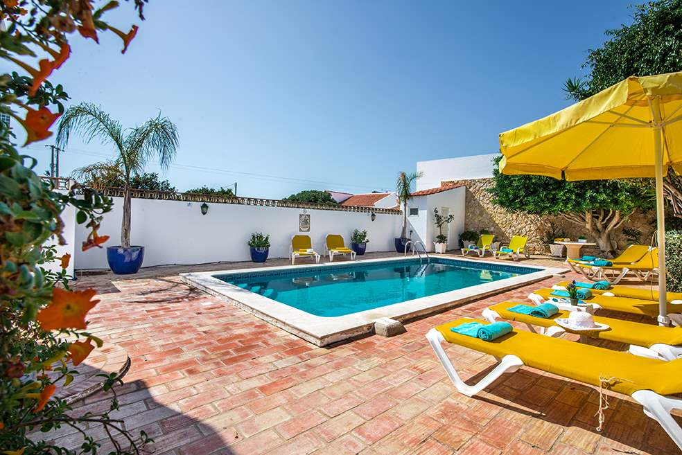 Casa Rebela, Up to 9 persons rate, 5 bedroom villa in Gale, Vale da Parra and Guia, Algarve Photo #29