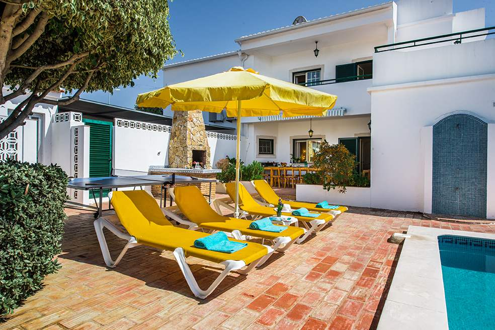 Casa Rebela, Up to 9 persons rate, 5 bedroom villa in Gale, Vale da Parra and Guia, Algarve Photo #31