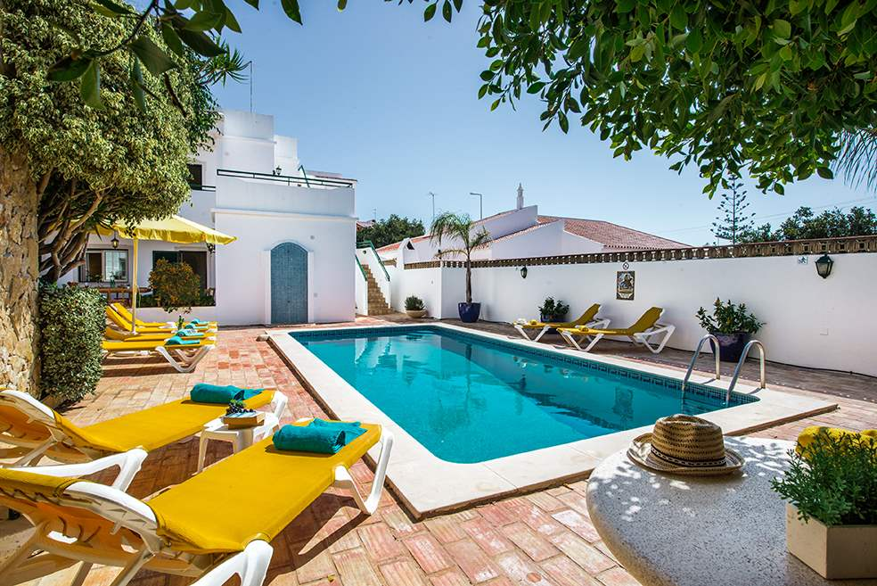 Casa Rebela, Up to 9 persons rate, 5 bedroom villa in Gale, Vale da Parra and Guia, Algarve Photo #8