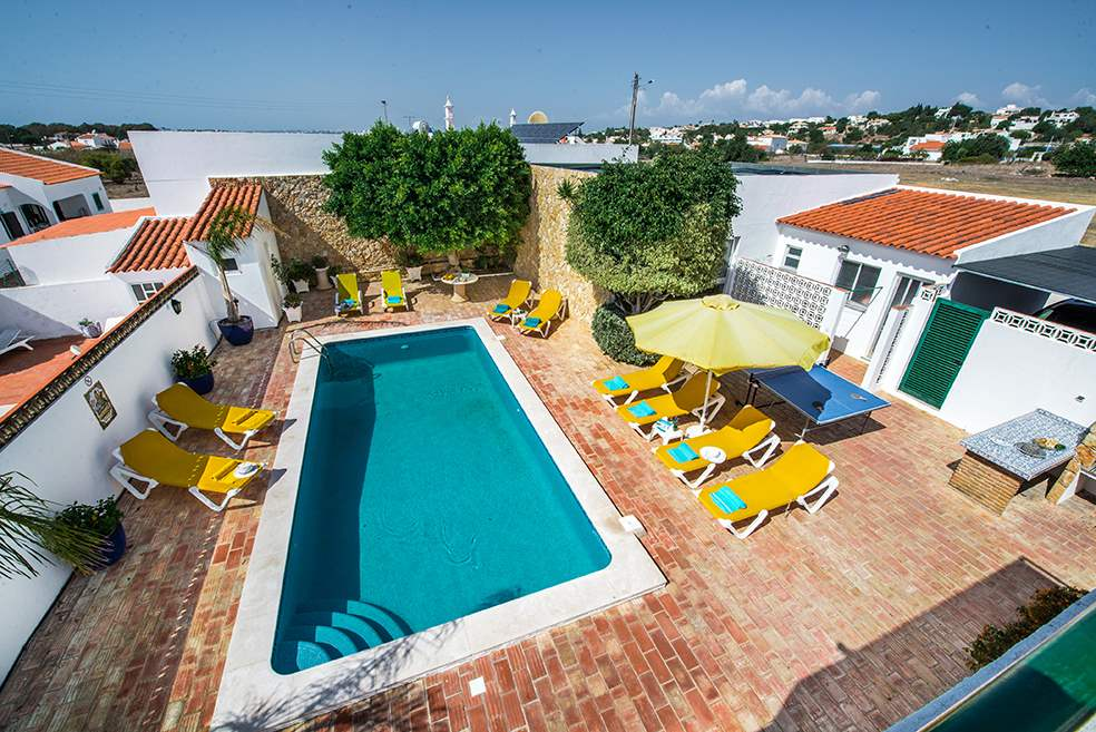 Casa Rebela, Up to 9 persons rate, 5 bedroom villa in Gale, Vale da Parra and Guia, Algarve Photo #9