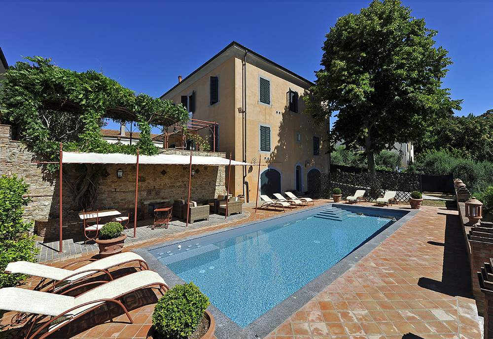 Fabbrica di Peccioli, 5 bedroom villa in Chianti & Countryside, Tuscany Photo #1