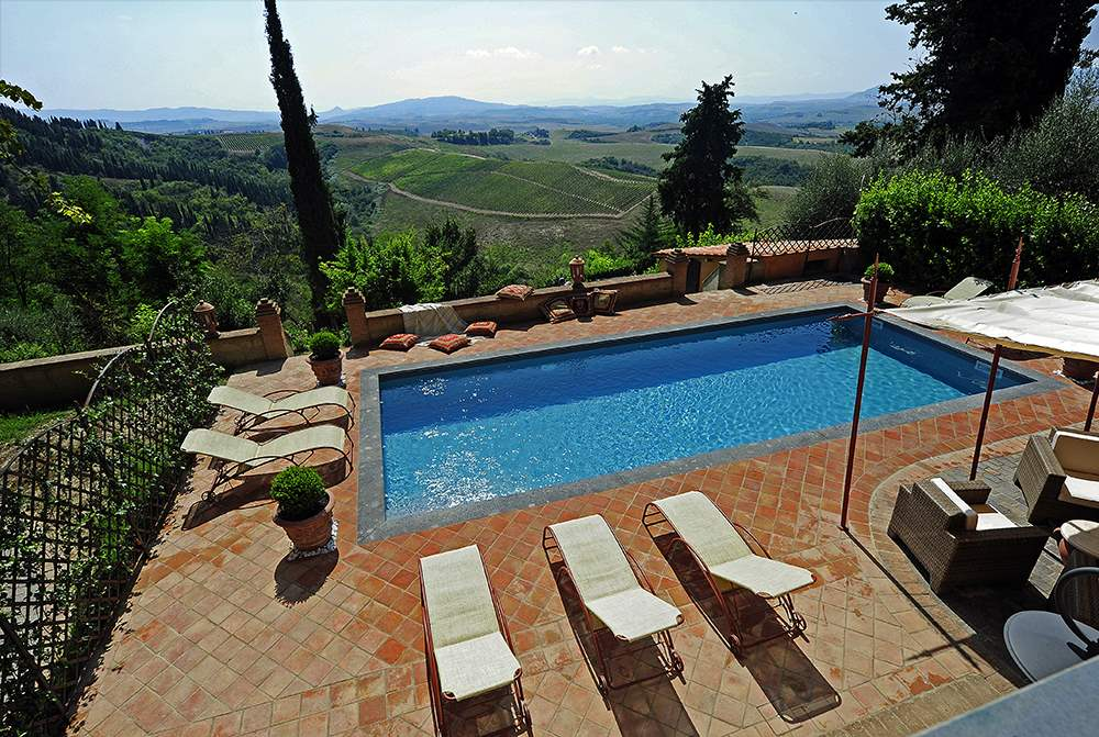 Fabbrica di Peccioli, 5 bedroom villa in Chianti & Countryside, Tuscany Photo #8