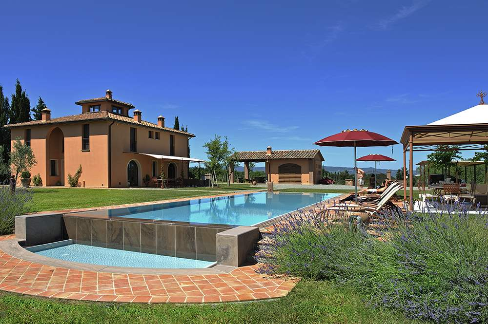 Villa Montelopio, 4 bedroom villa in Chianti & Countryside, Tuscany Photo #1