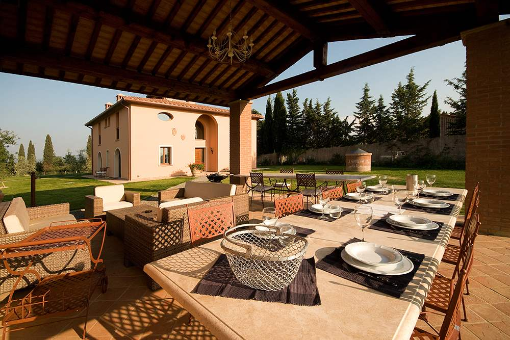 Villa Montelopio, 4 bedroom villa in Chianti & Countryside, Tuscany Photo #10