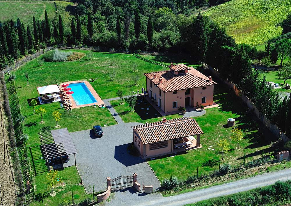 Villa Montelopio, 4 bedroom villa in Chianti & Countryside, Tuscany Photo #18