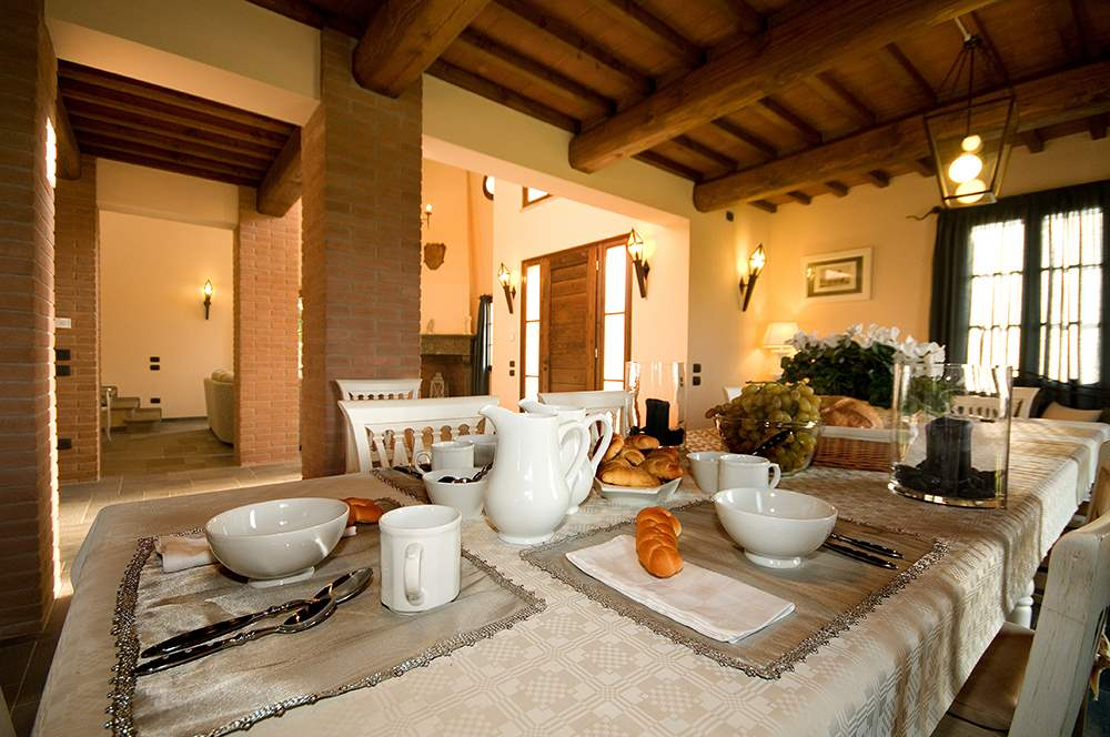 Villa Montelopio, 4 bedroom villa in Chianti & Countryside, Tuscany Photo #7
