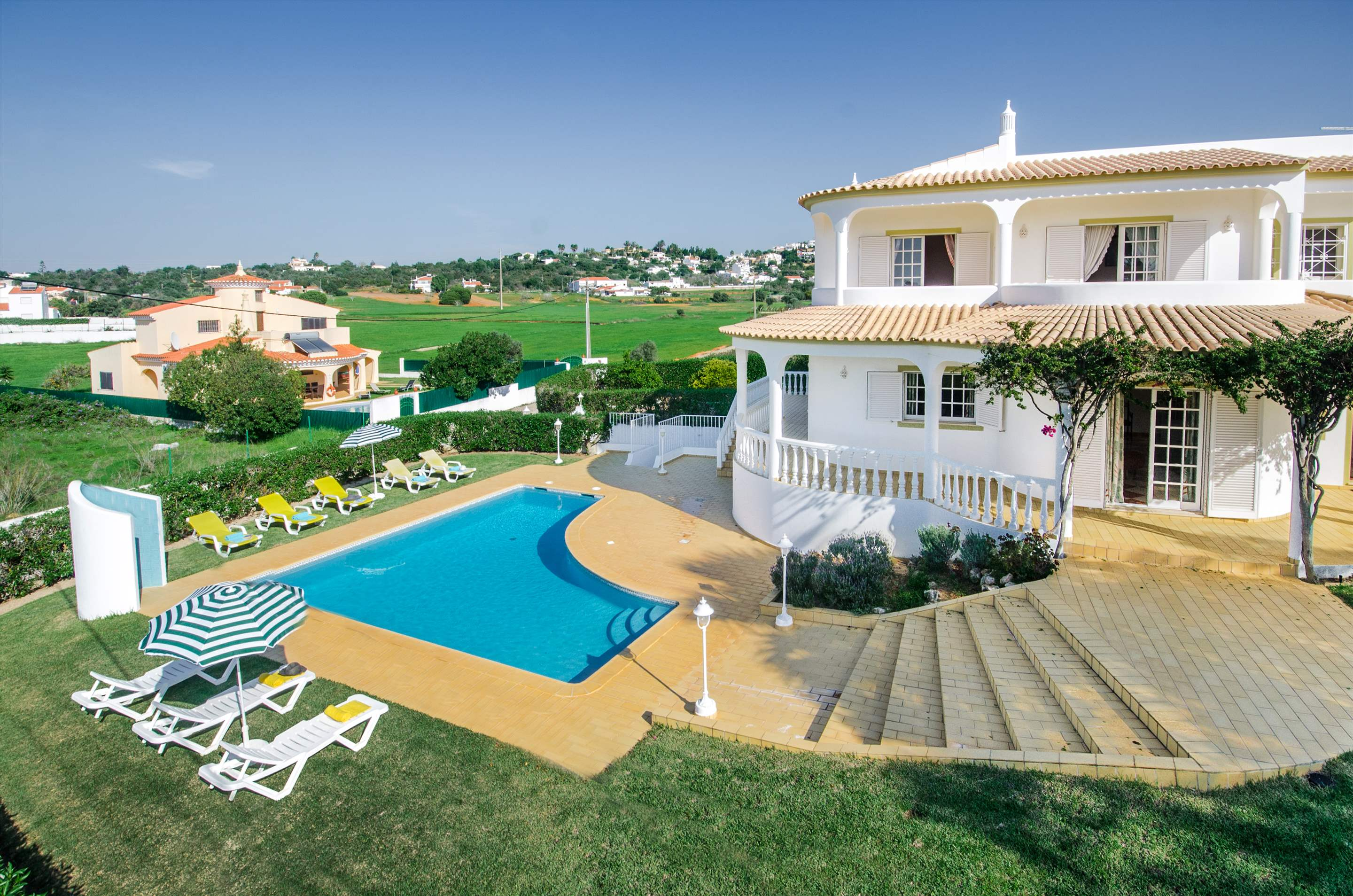 Villa Marco Real, 7-8 persons rate, 4 bedroom villa in Gale, Vale da Parra and Guia, Algarve Photo #10