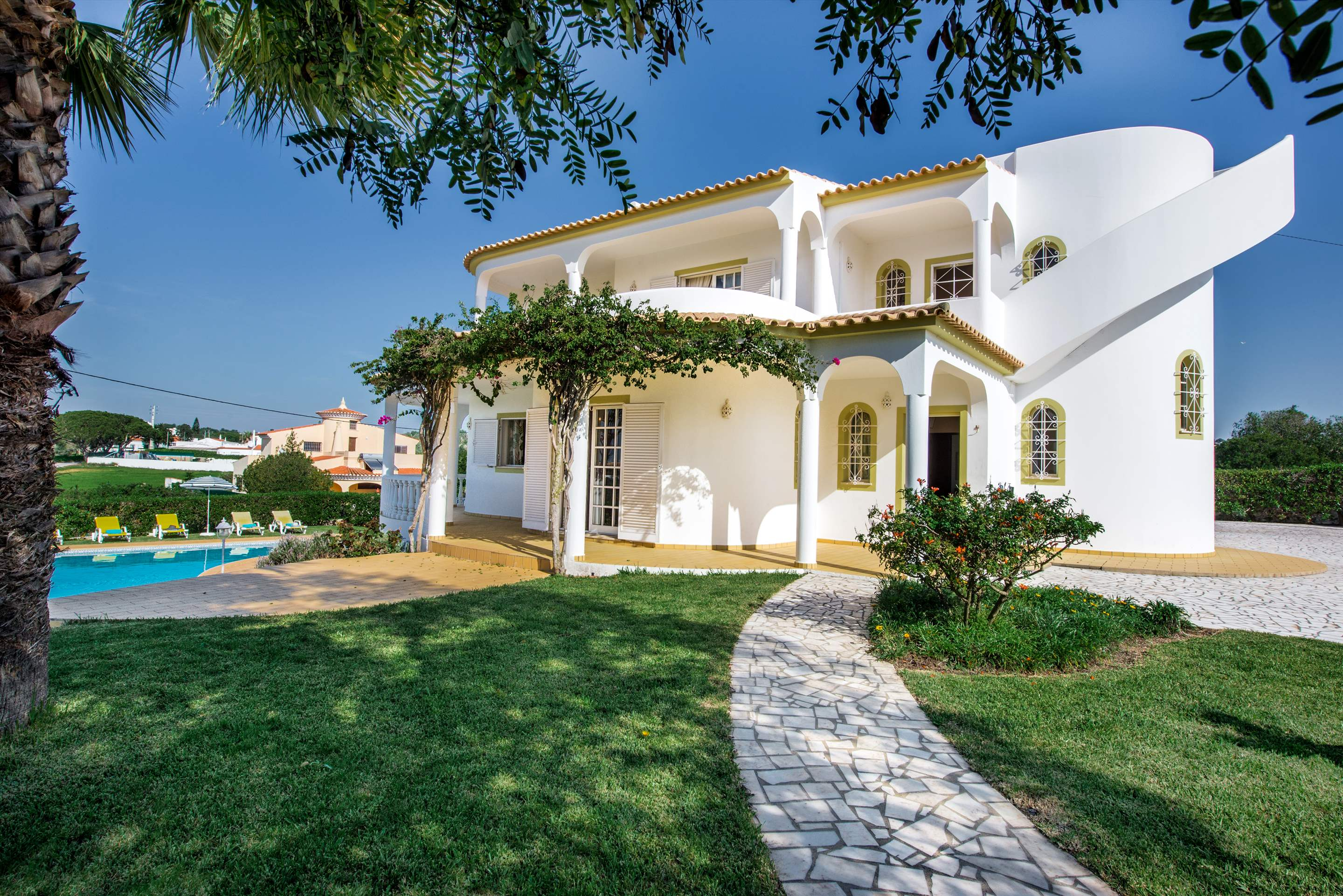 Villa Marco Real, 7-8 persons rate, 4 bedroom villa in Gale, Vale da Parra and Guia, Algarve Photo #11