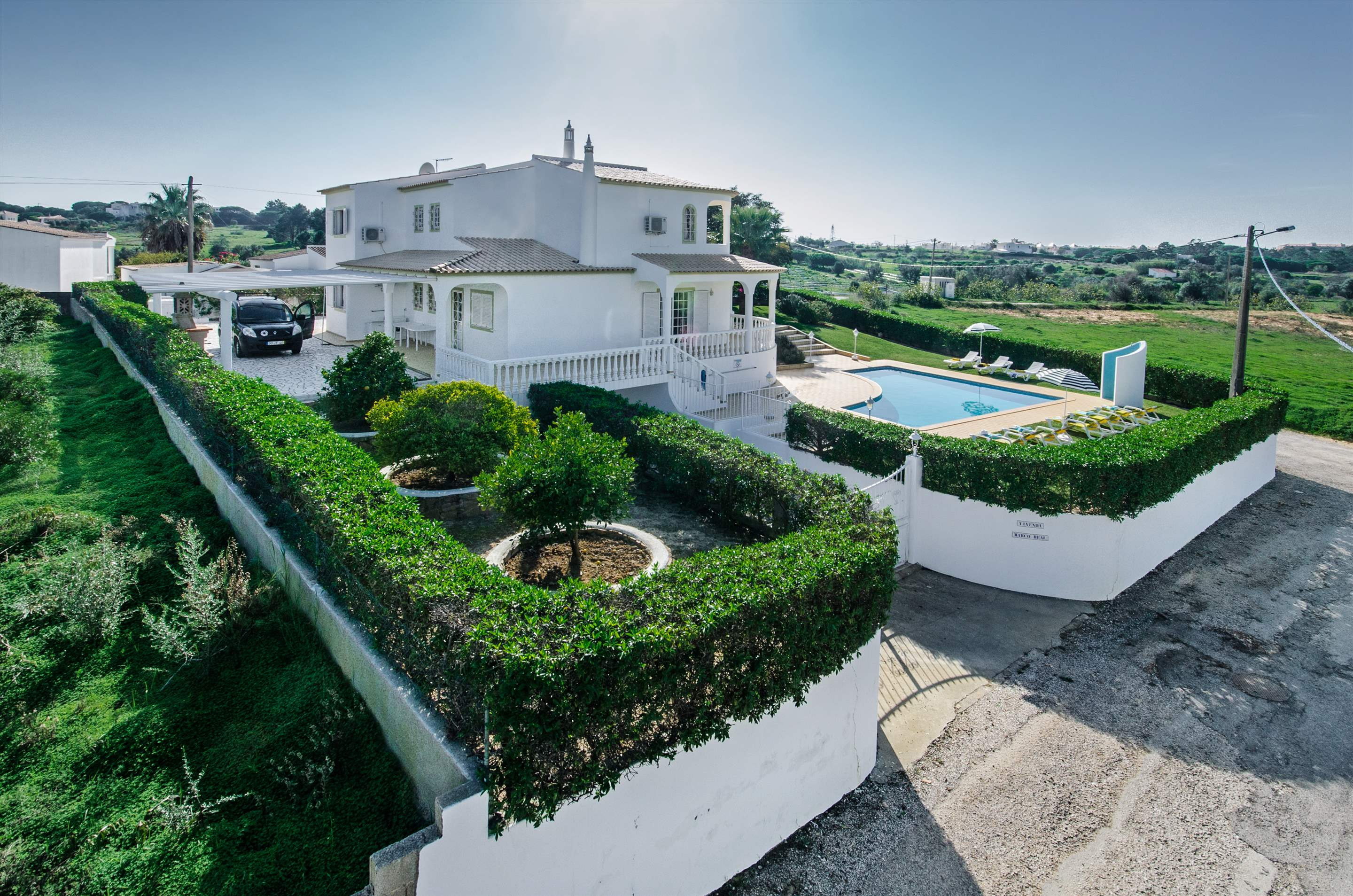 Villa Marco Real, 7-8 persons rate, 4 bedroom villa in Gale, Vale da Parra and Guia, Algarve Photo #12