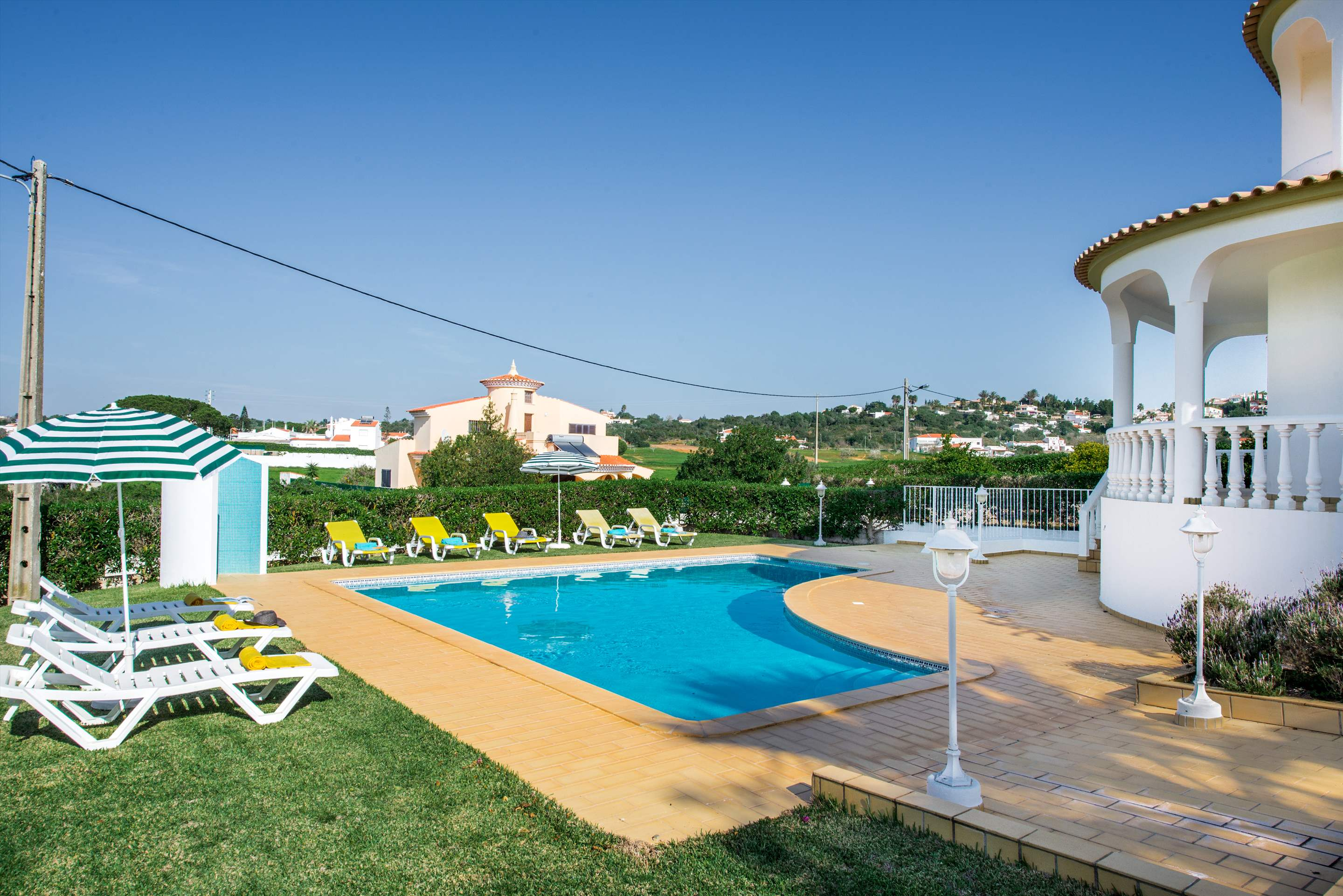 Villa Marco Real, 7-8 persons rate, 4 bedroom villa in Gale, Vale da Parra and Guia, Algarve Photo #24