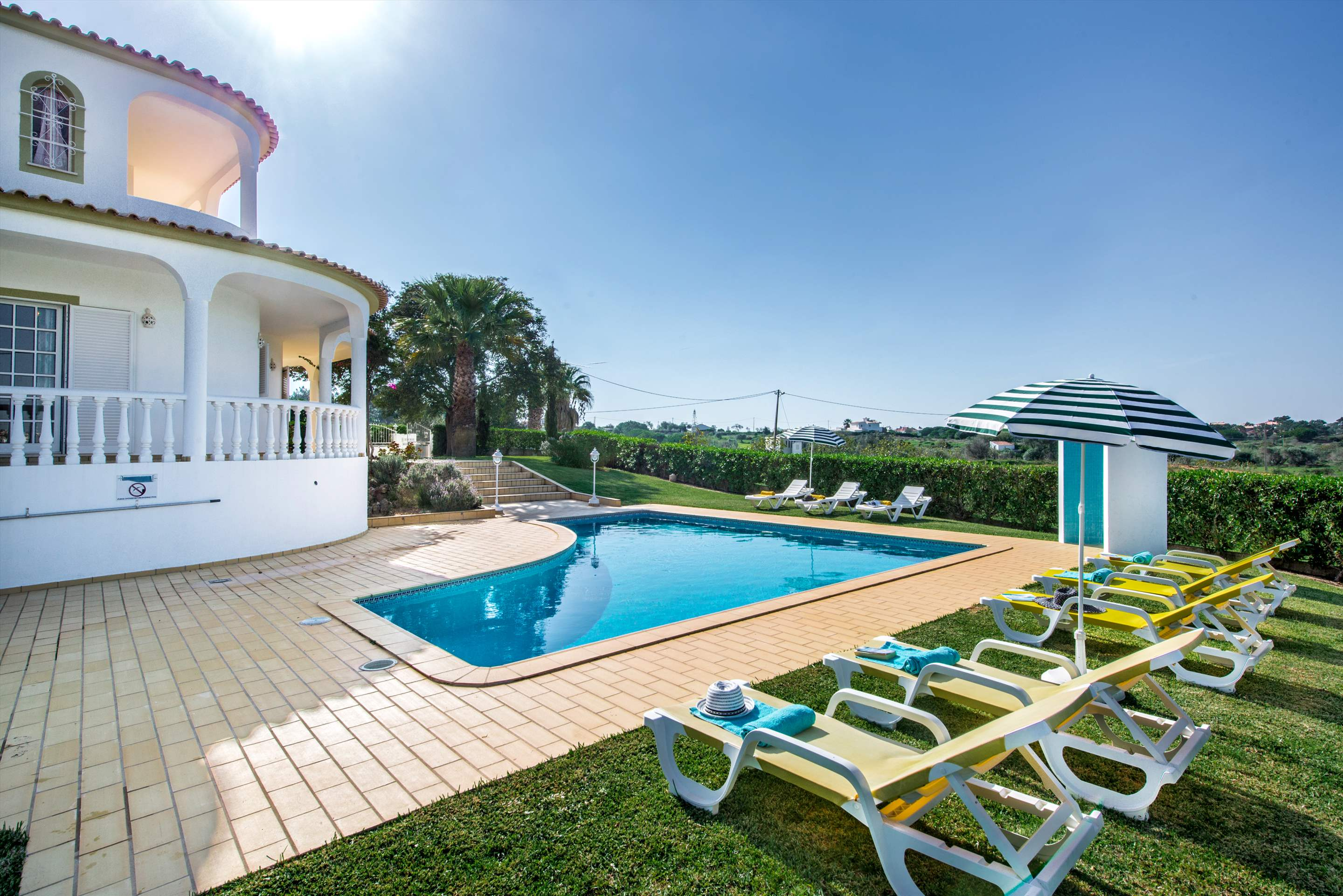 Villa Marco Real, 7-8 persons rate, 4 bedroom villa in Gale, Vale da Parra and Guia, Algarve Photo #8