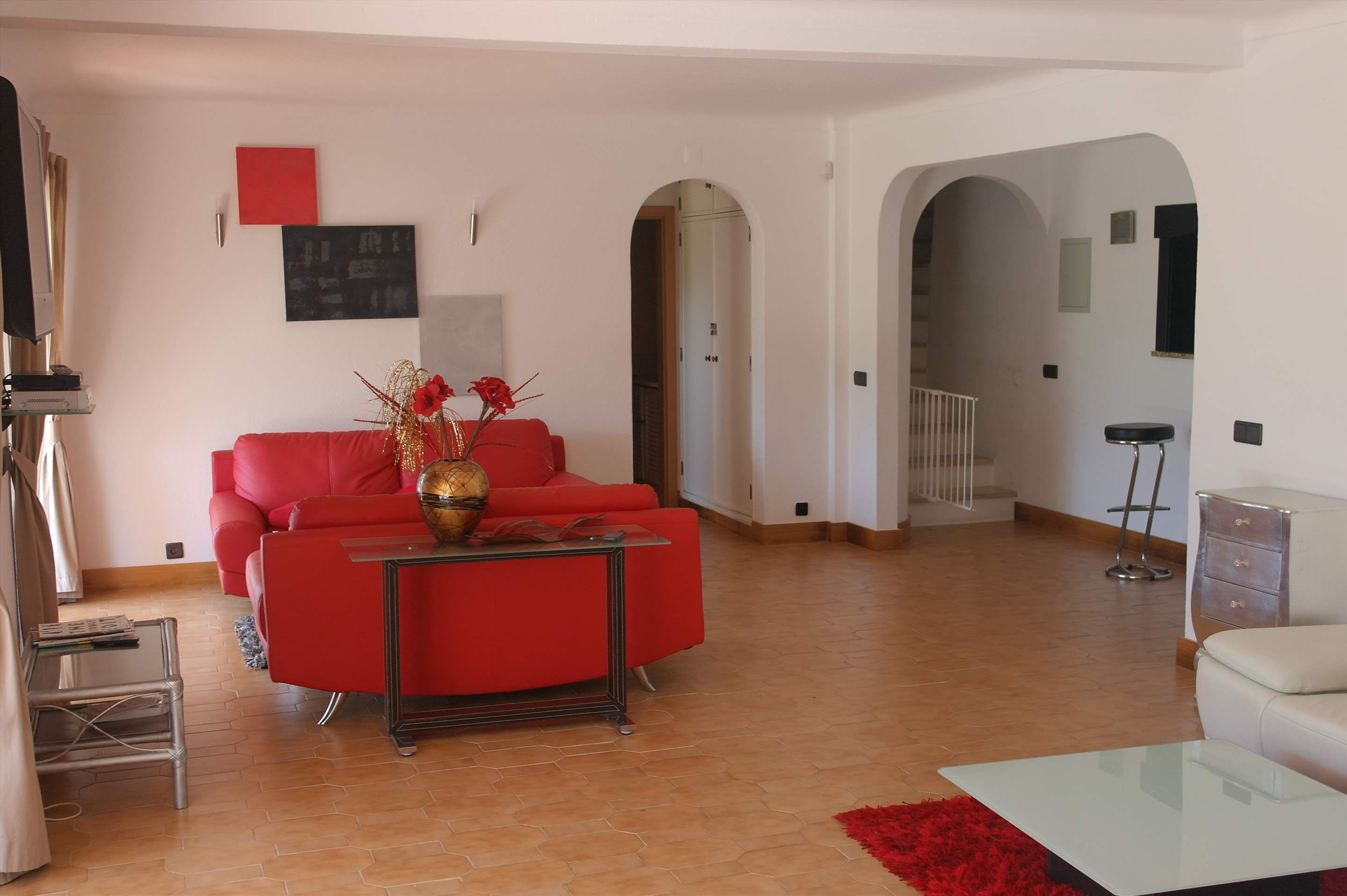 Casa Carioca, 6 bedroom villa in Carvoeiro Area, Algarve Photo #12