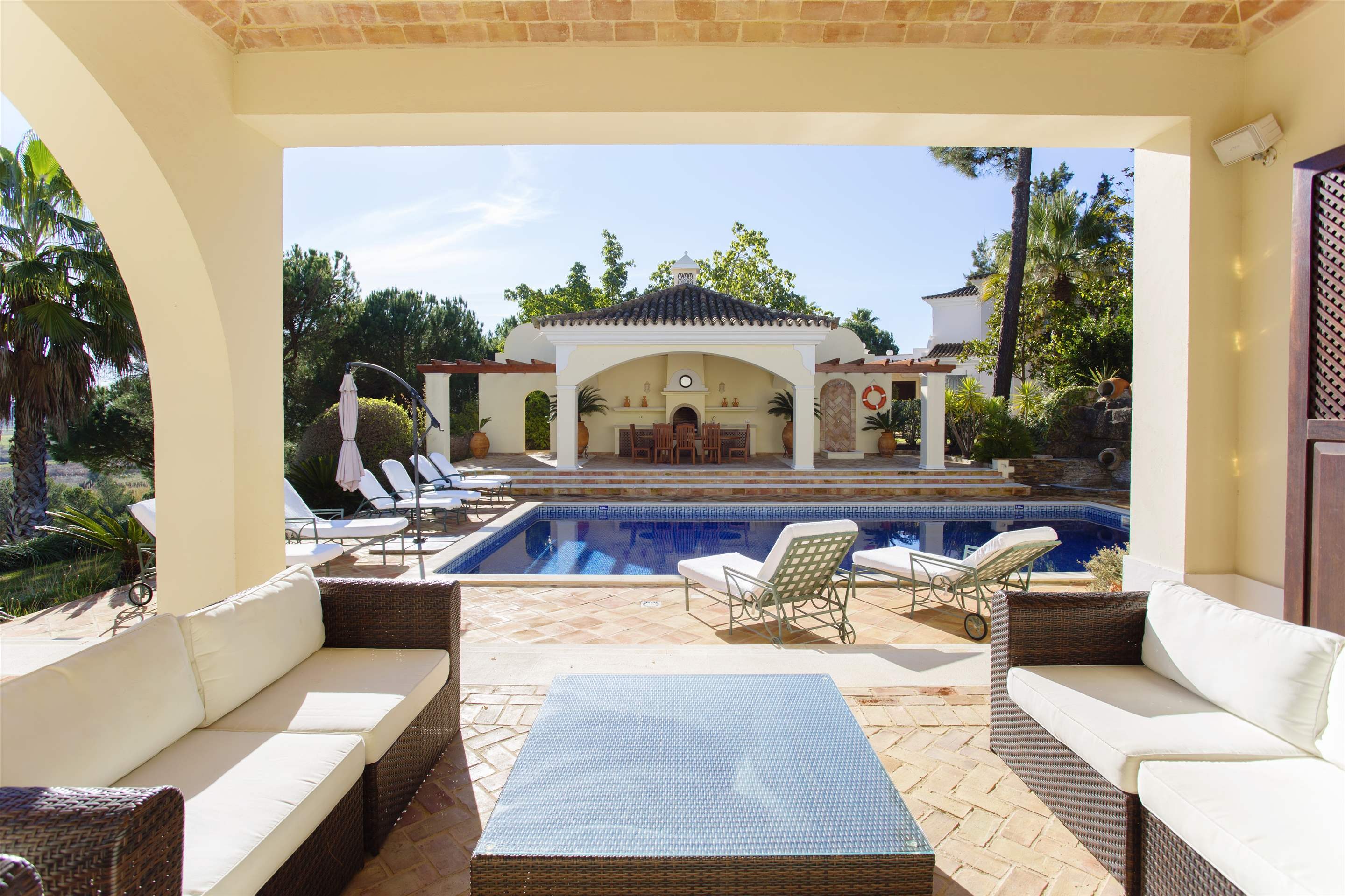 Villa Palmeiras Altas, 5 bedroom villa in Quinta do Lago, Algarve Photo #8