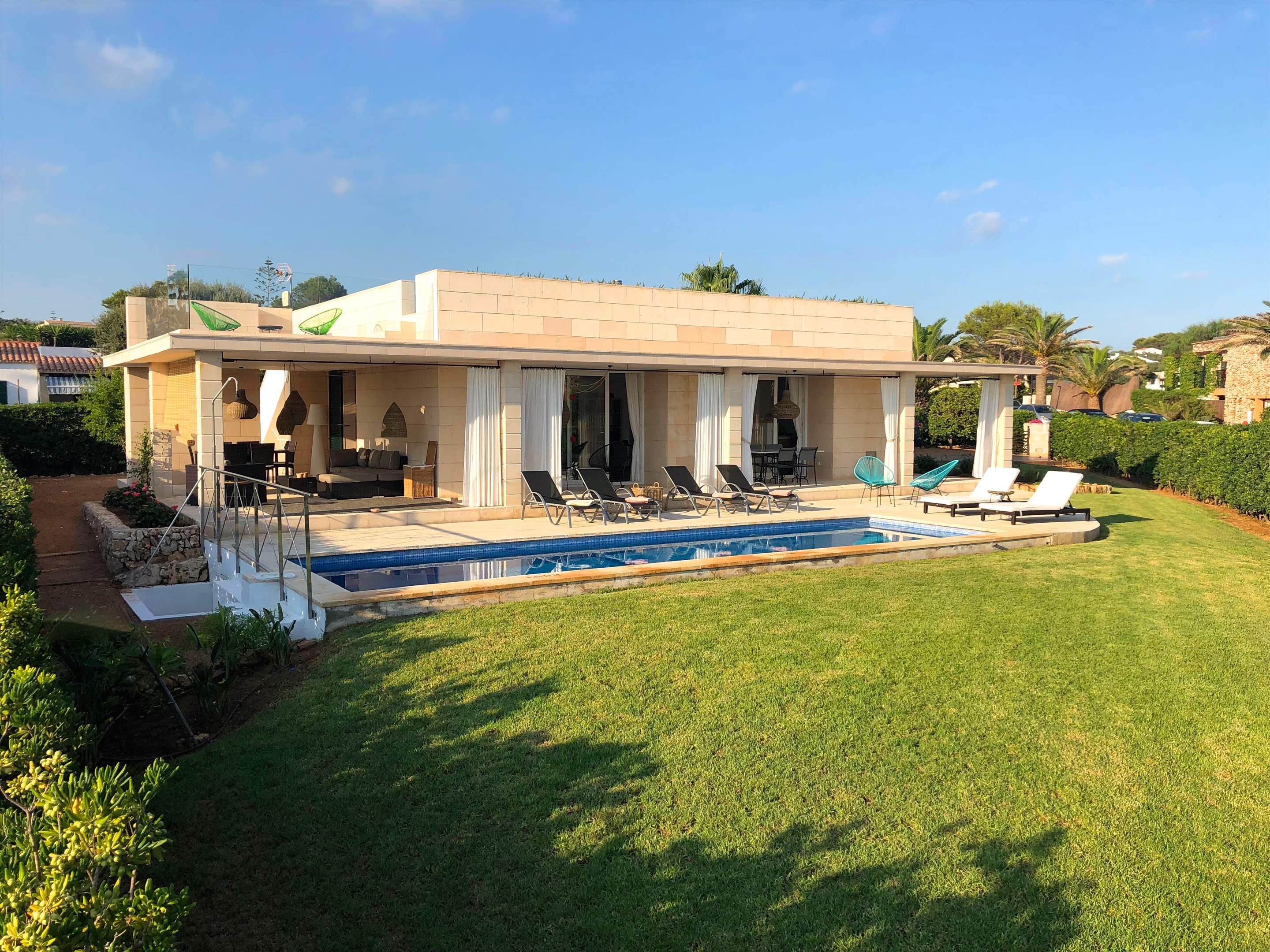 Villa Zapa, 3 bedroom villa in Mahon, San Luis & South East, Menorca Photo #1