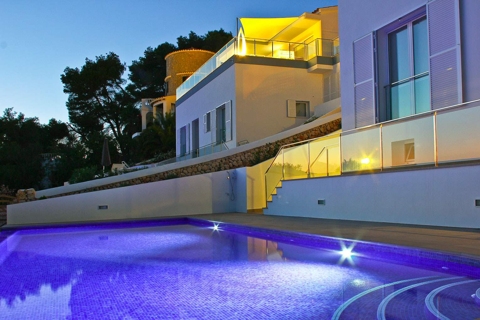Villa Prestige, 5 bedroom villa in Son Bou & South, Menorca Photo #8