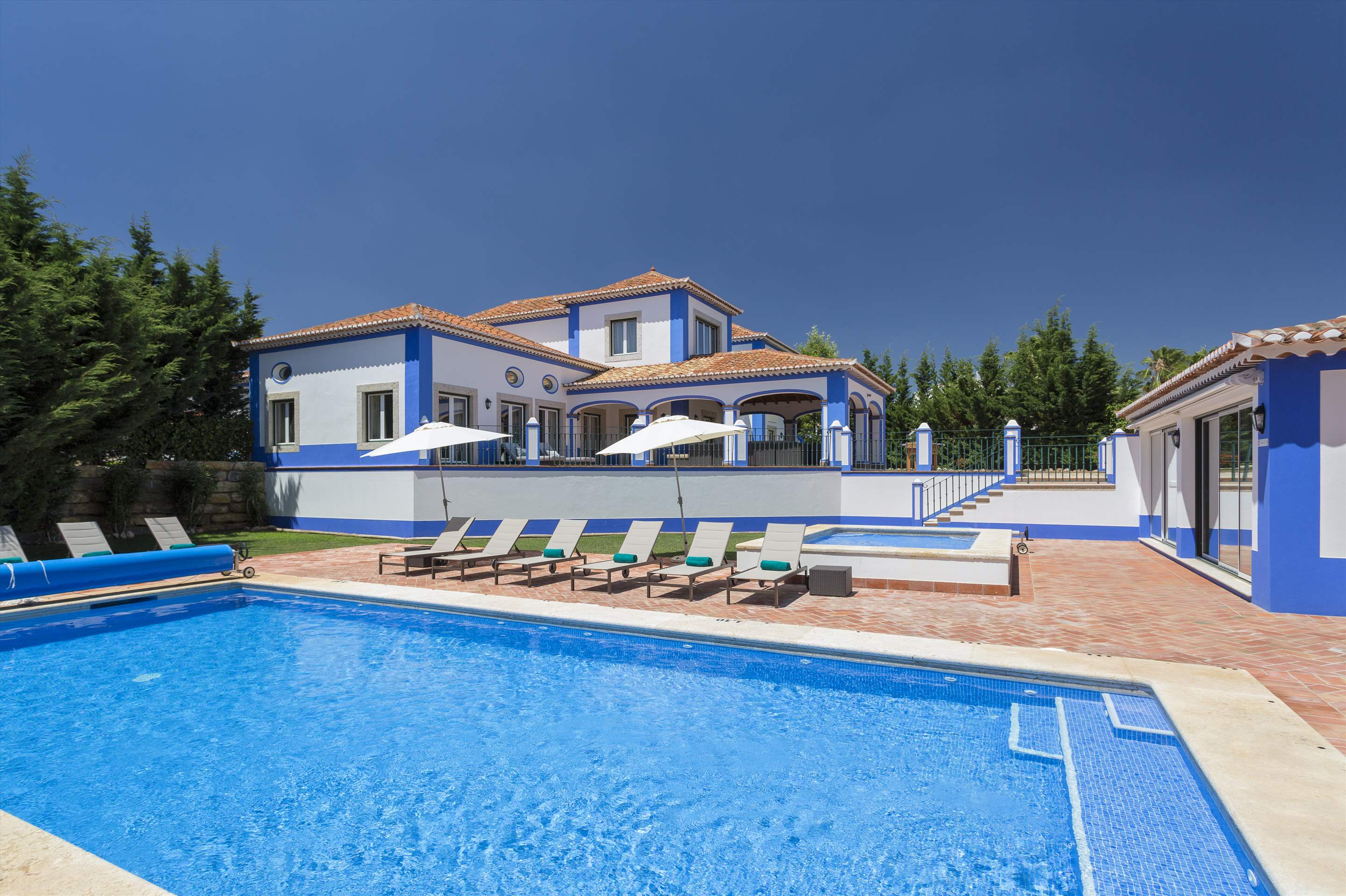 Villa Milho, Four Bedroom Rate, 4 bedroom villa in Vilamoura Area, Algarve