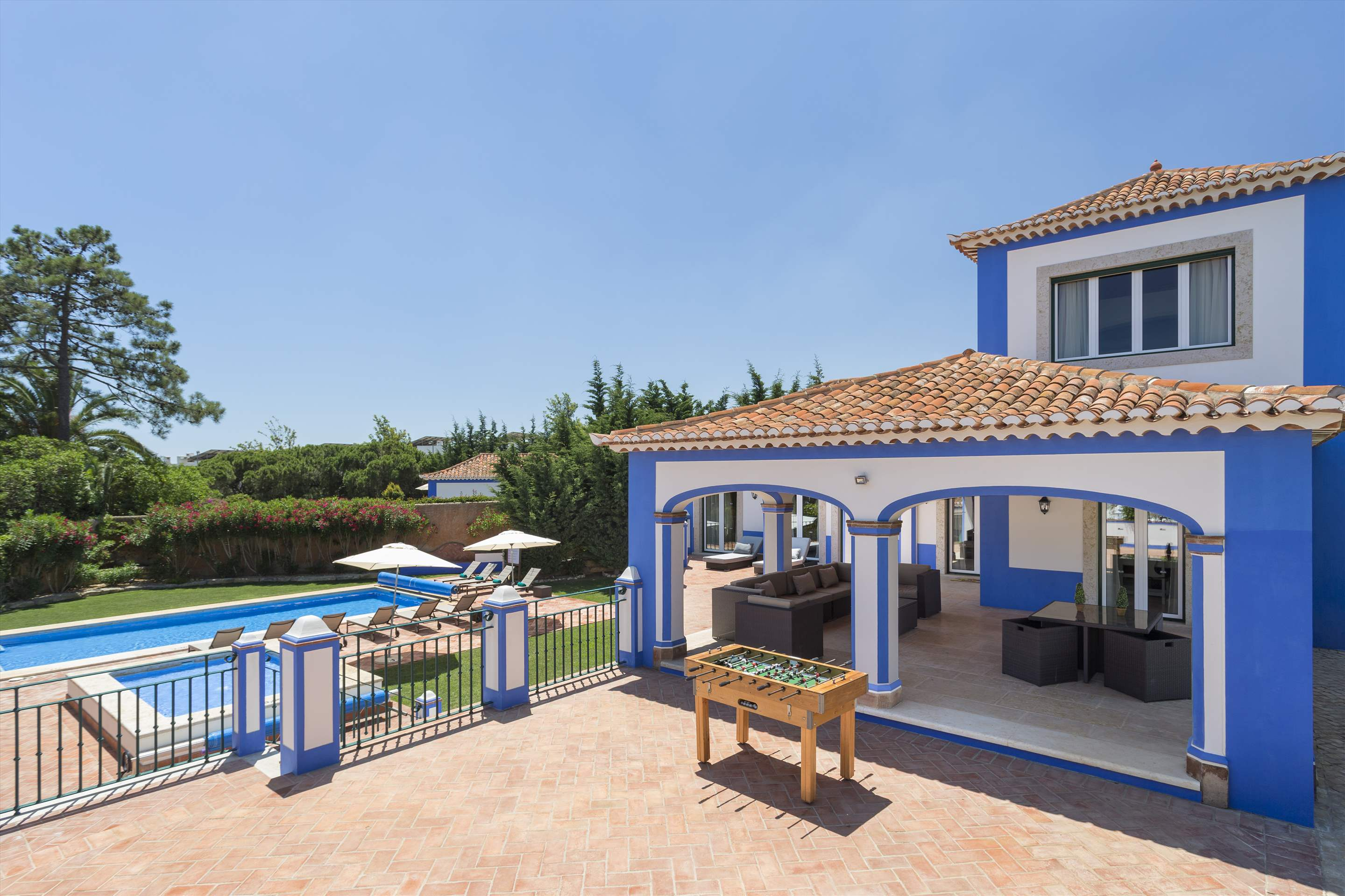 Villa Milho, Four Bedroom Rate, 4 bedroom villa in Vilamoura Area, Algarve Photo #21