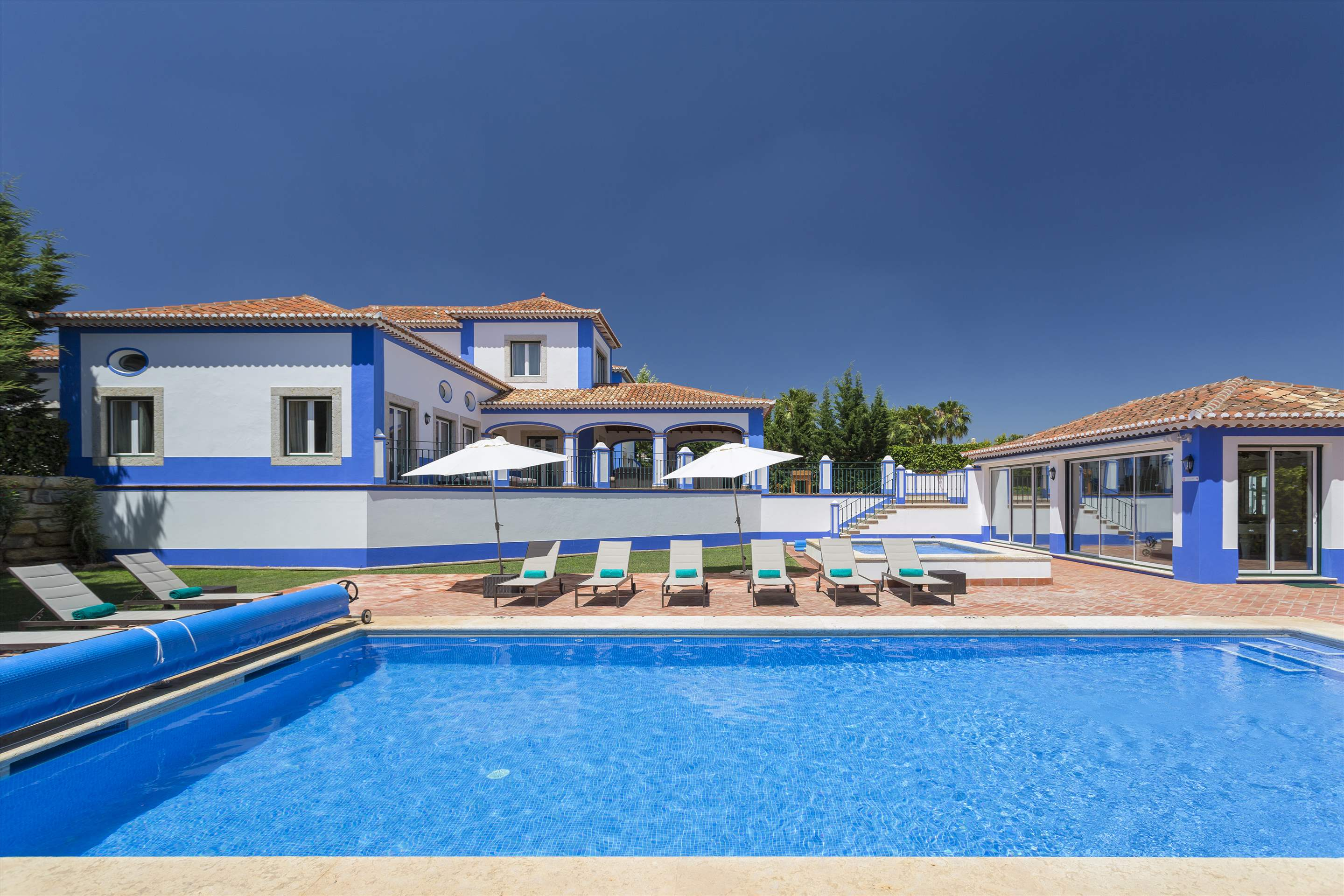 Villa Milho, Three Bedroom Rate, 3 bedroom villa in Vilamoura Area, Algarve Photo #20