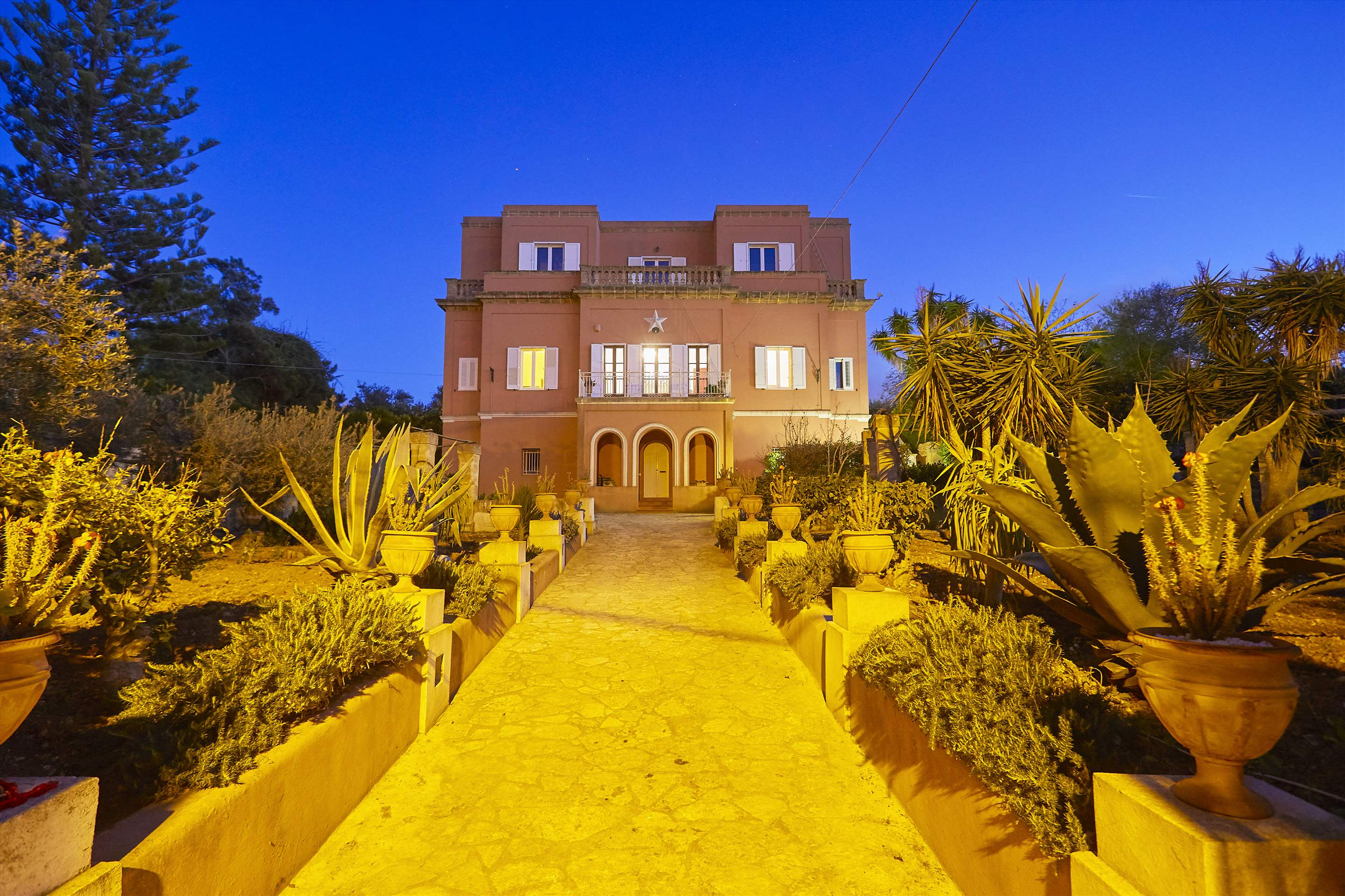 Villa Maria, 4 bedroom villa in Western Sicily, Sicily Photo #8